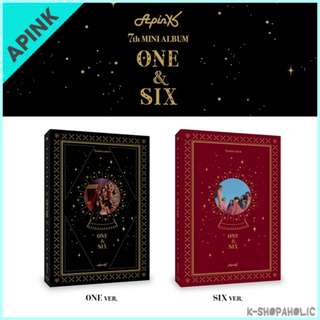 APINK - 7th Mini Album ' ONE & SIX '