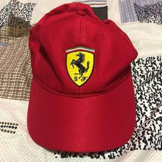 Authentic Ferrari cap