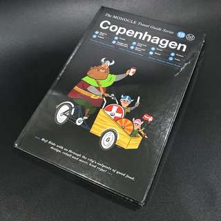 Monocle Copenhagen Travel Guide