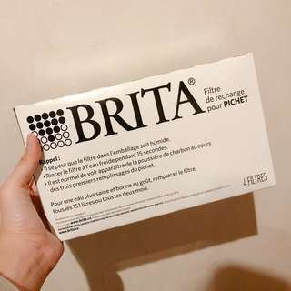 Brita pitcher / Water filter