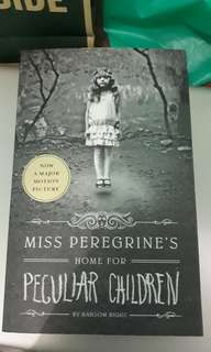 Miss Peregrine's Home for Peculiar Children (English ver)