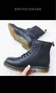 🚚 #降Dr.martens高筒靴大童版