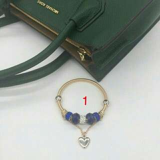 Pandora Inspired Bracelet (Gold Tone)