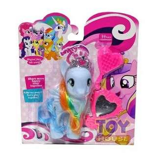 Mainan Figure Little Pony Mika 1330
