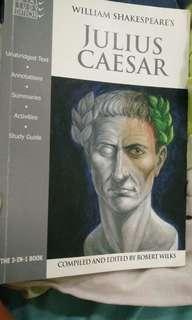[LF]Julius Caesar novel