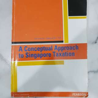 A Conceptual Approach to Singapore Taxation AC2301