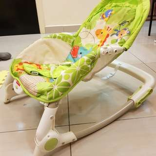 Fisher Price Portable Rocker