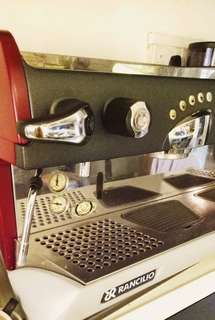 🚚 Italian Espresso Machine (Commercial)