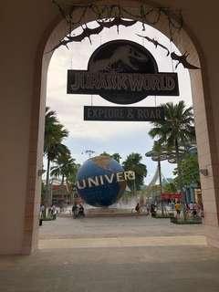 Universal Studio Tickets