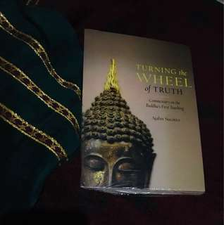 NEW - Turning the Wheel of Truth - Dharma