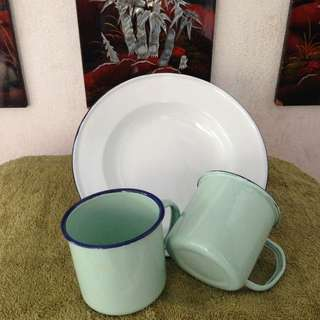 Set Enamel