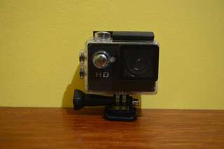 Action Camerw (Like GoPro)