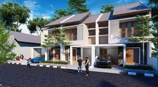 Rumah cozy premium di kawasan Margahayu