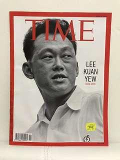 TIME Magazine Lee Kuan Yew