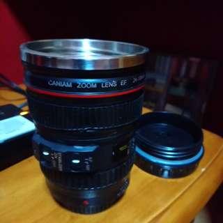 Lens design tumbler