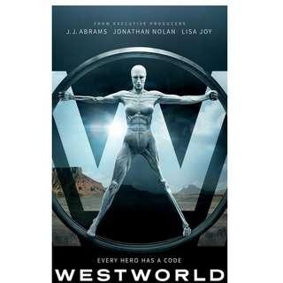 [Drama Series] Westworld Season 1 & 2 Complete
