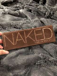 Authentic urban decay naked palette original