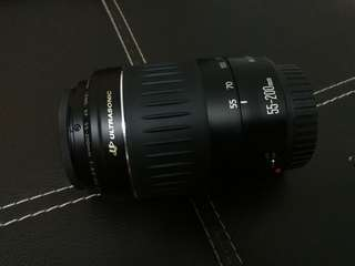 Canon EF 55-200mm