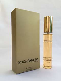 The One for Women by Dolce & Gabanna - 20ml - Travel Size