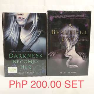 YA Books (Darkness Becomes Her Series)