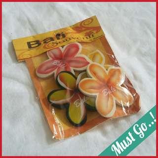 ✈ BN Fridge Magnet From Bali