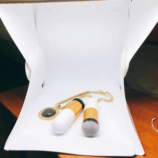 Brand New Photography Box Kit with Led Light studio room tent figurine amulet