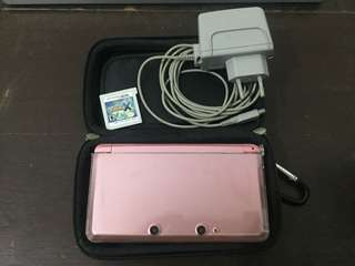 Nintendo 3DS plus Pokemon X