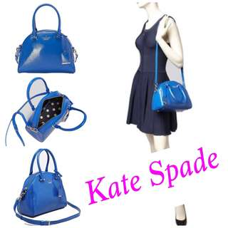 Kate Spade Leather with Paper Bag