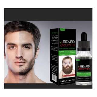 ALICIMORE Oil Care Beard Fast Thick Growth Moisturizing