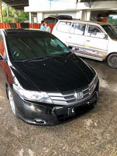 honda city 1.5cc ivtec 2009