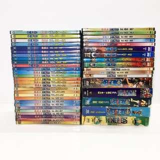 One Piece DVD Set Vol 1-579