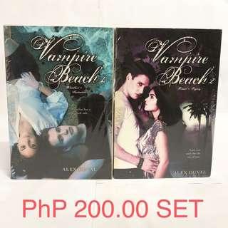 YA Books (Vampire Beach Series)