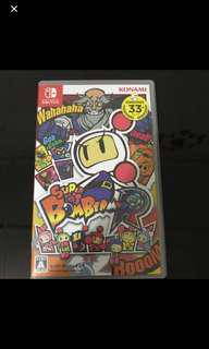 🚚 Nintendo switch bomberman R (cheapest on Carousell)