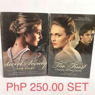 YA Books (The Secret Society Series)