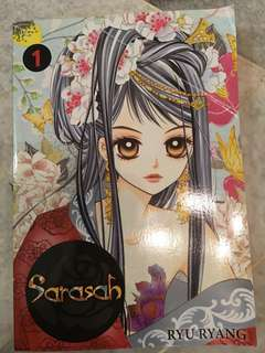 Sarasah vol 1