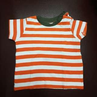 Carters tshirt stripes
