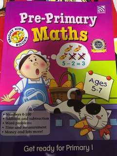 Pre primary Maths