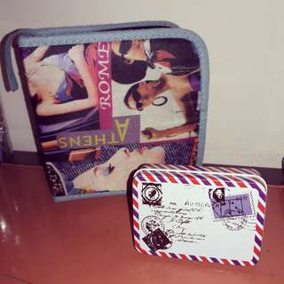 CD & card case