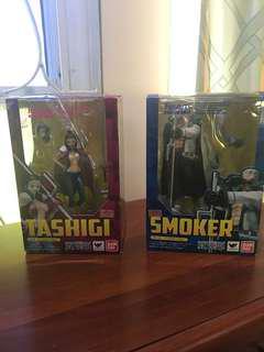 FAZ one piece Tashigi and smoker set sale