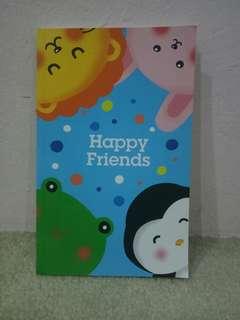 🐸Happy Friends Notebook🐰