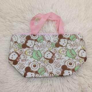 Tsum Tsum Insulated Lunch Bag