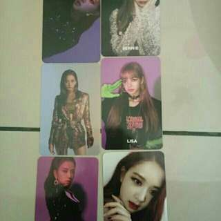 BLACKPINK PC ORIGINAL EACH RM60