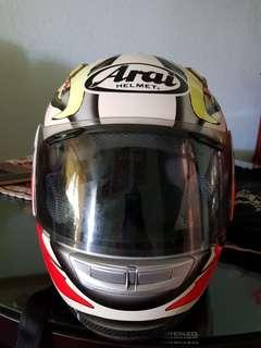 fullface helmet Arai