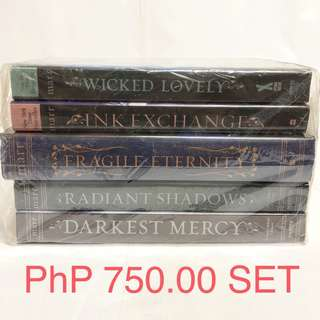 YA Books (Wicked Lovely Series)