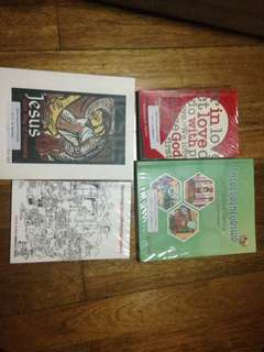 SHS BOOKS