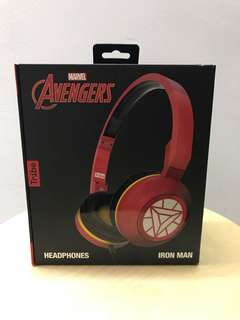 Iron Man Headphones