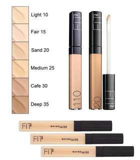 🚚 Maybelline Fit Me Concealer