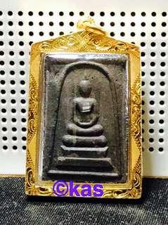 "Phra Somdej Roon Neung Lang Phra Sangkachai ""Na Ca Li Ti""  LP Pinak Wat Sanomlao BE 2527"