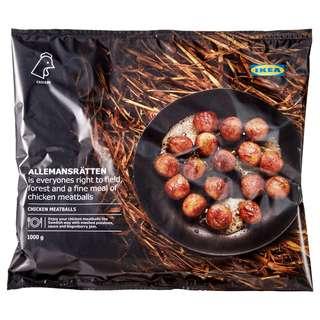 ALLEMANSRÄTTEN Chicken meatballs, frozen