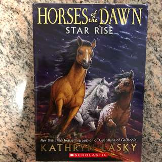 🚚 Horses of the Dawn by Kathryn Lasky
